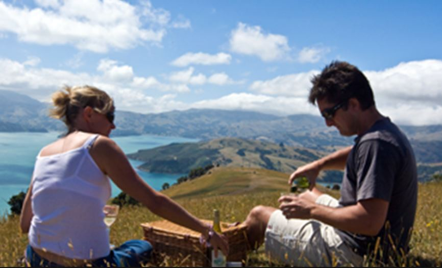 akaroa romantic escape